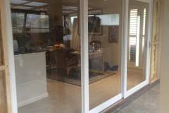 timber stacker doors